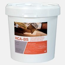 Fire retardant impregnation HCA-BS for improving the fire resistance of wooden st